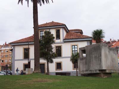 VISITA AL MUSEO ANTON